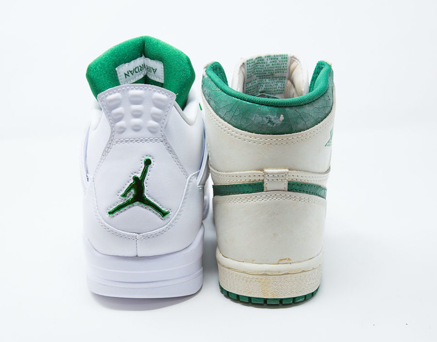 Air-Jordan-1-4-Green-Metallic