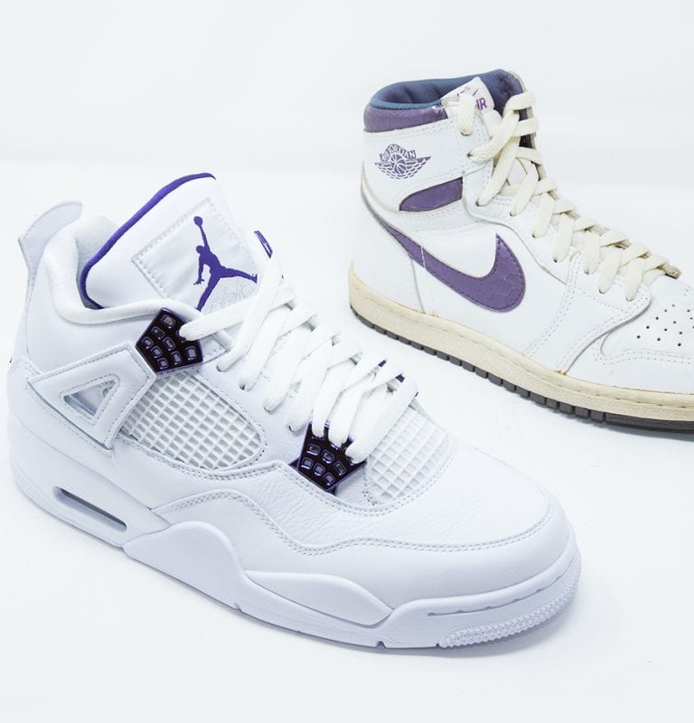 Air-Jordan-1-4-IV-Purple-Metallic-Pack