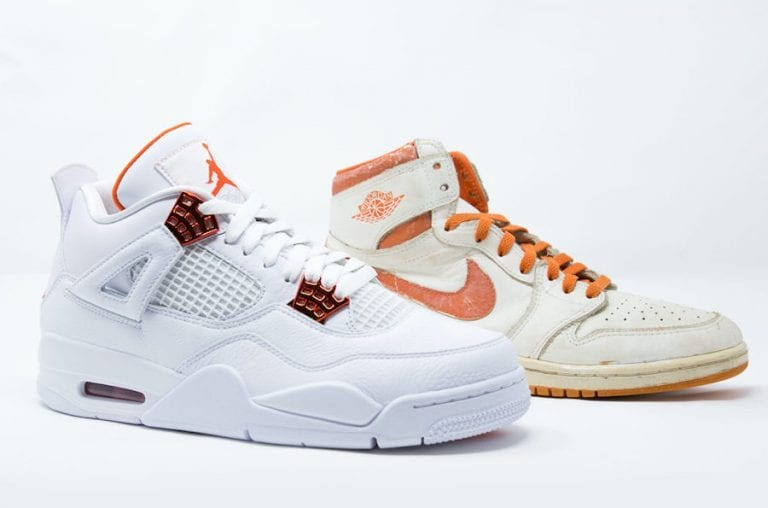 Air-Jordan-1-4-Orange-Metallic