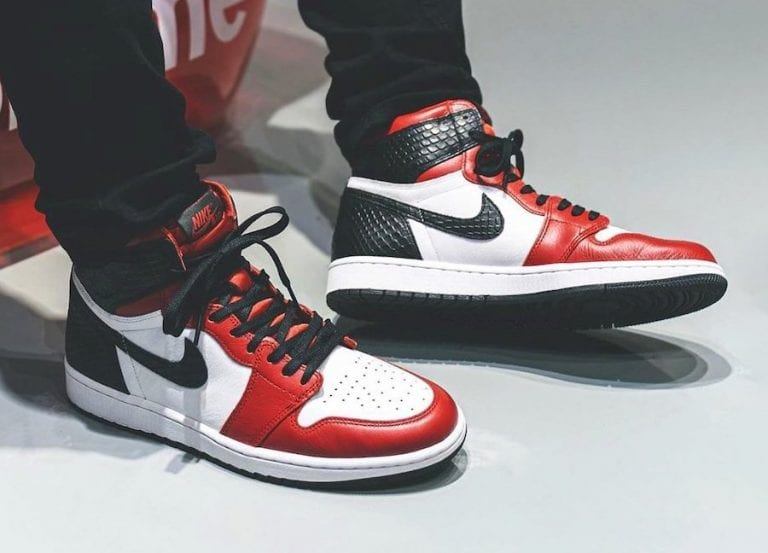 Air-Jordan-1-Satin-Snake-CD0461-601-Release-Date-On-Feet