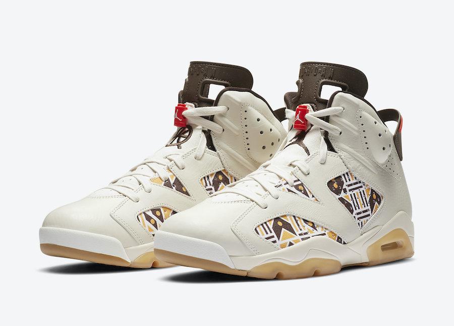 Air Jordan 6 Quai 54