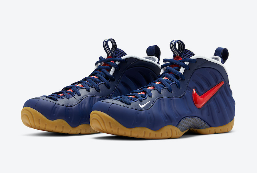 Nike Air Foamposite Pro USA
