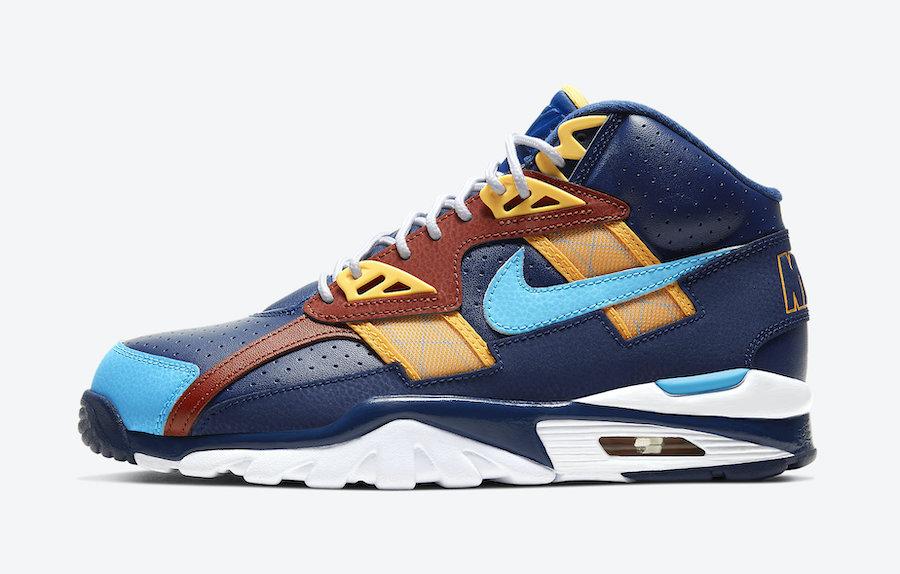 Nike-Air-Trainer-SC-High-Navy-Blue-Orange-CW6023-400-Release-Date