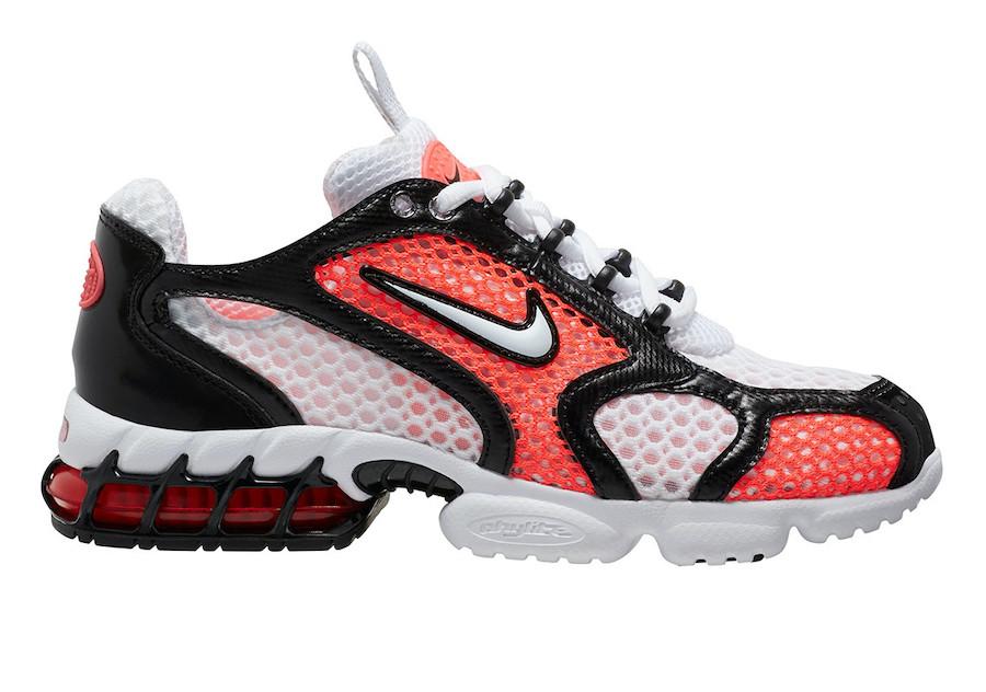 Nike-Zoom-Spiridon-Cage-2-Black-Infrared