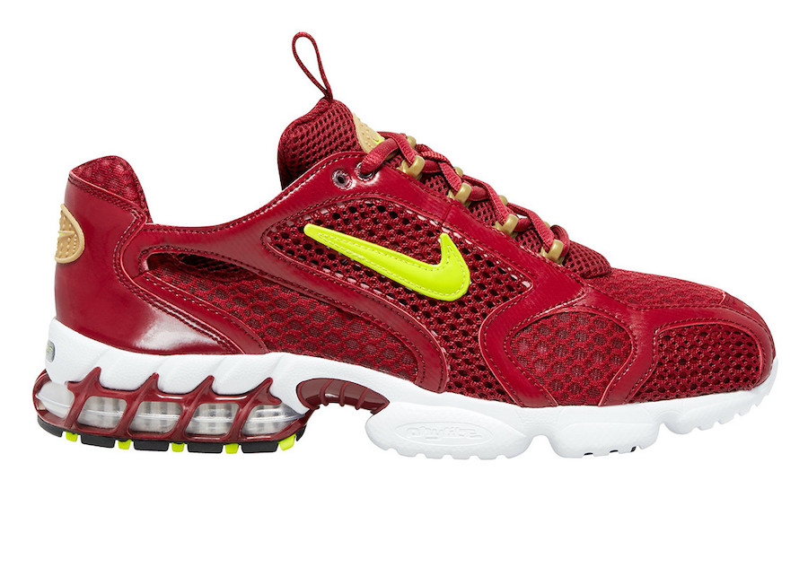 Nike-Zoom-Spiridon-Cage-2-Red-Volt-White