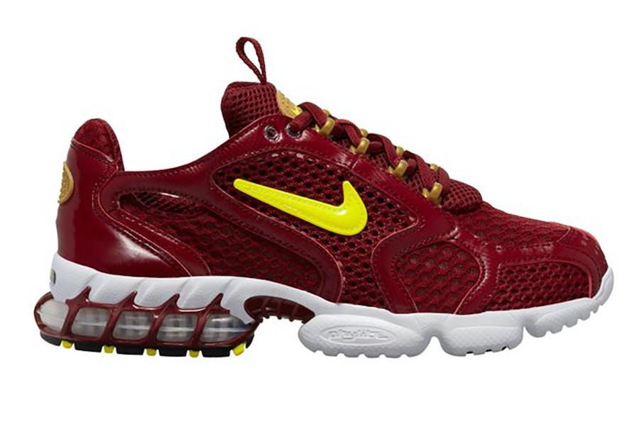 Nike-Zoom-Spiridon-Cage-2-Red-Volt