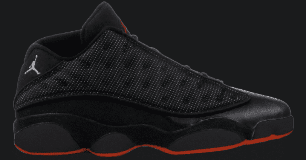 Air-Jordan-13-Low-Sample-Bred-1998-Featured