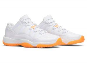 Air Jordan 11 Low WMNS Bright Citrus
