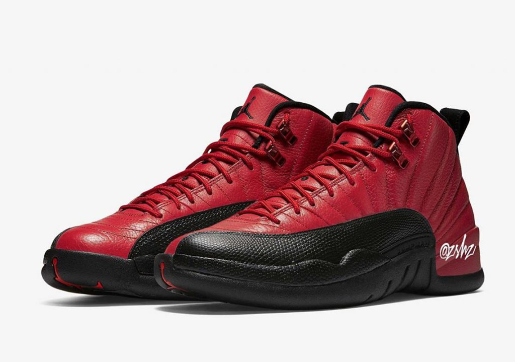 Air Jordan 12 Alternate Flu Game