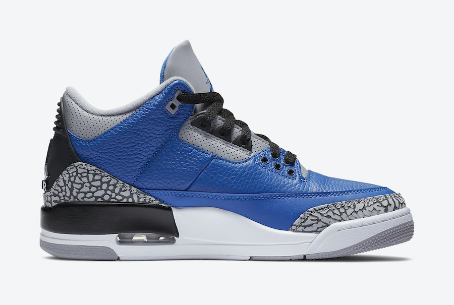 Air Jordan 3 Blue Cement-3