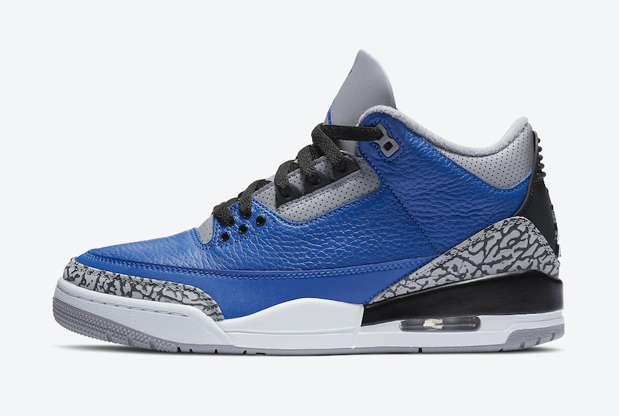 Air Jordan 3 Blue Cement-1