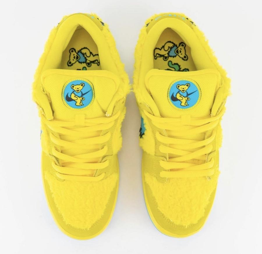 Grateful-Dead-x-Nike-SB-Dunk-Low-Yellow-Bear-CJ5378-700-Release-Date