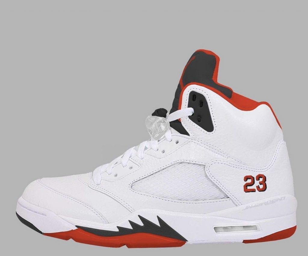 Air-Jordan-5-Alternate Fire Red-Concept