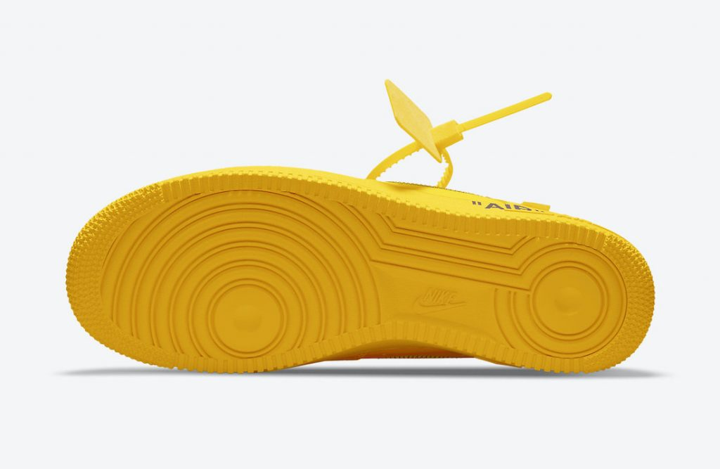 Off-White-Nike-Air-Force-1-Low-University-Gold-DD1876-700-Release-Date-1