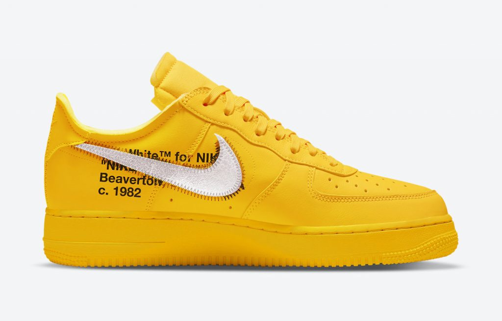 Off-White-Nike-Air-Force-1-Low-University-Gold-DD1876-700-Release-Date-2