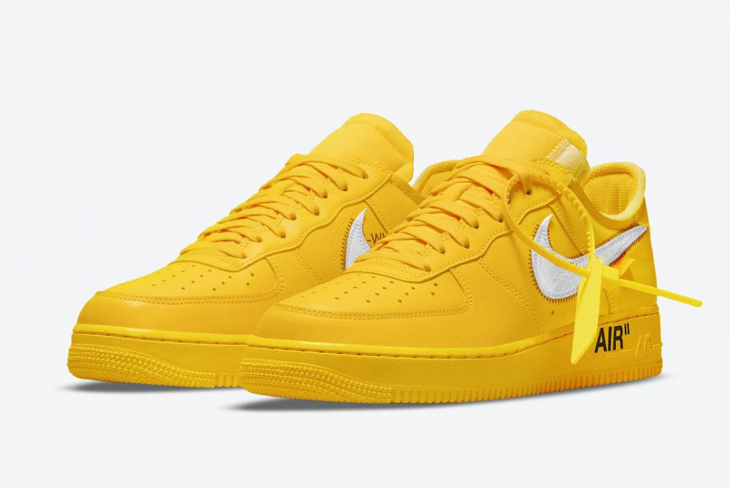 Off-White-Nike-Air-Force-1-Low-University-Gold-DD1876-700-Release-Date-4