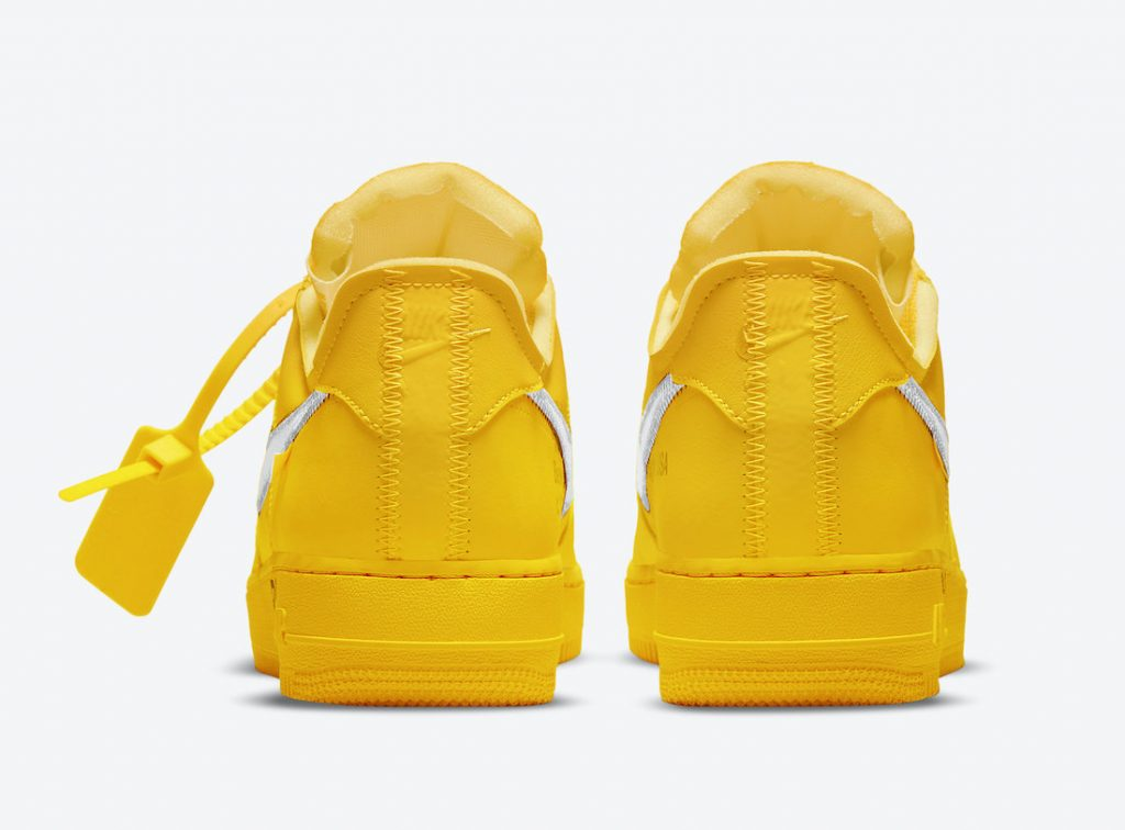 Off-White-Nike-Air-Force-1-Low-University-Gold-DD1876-700-Release-Date-5