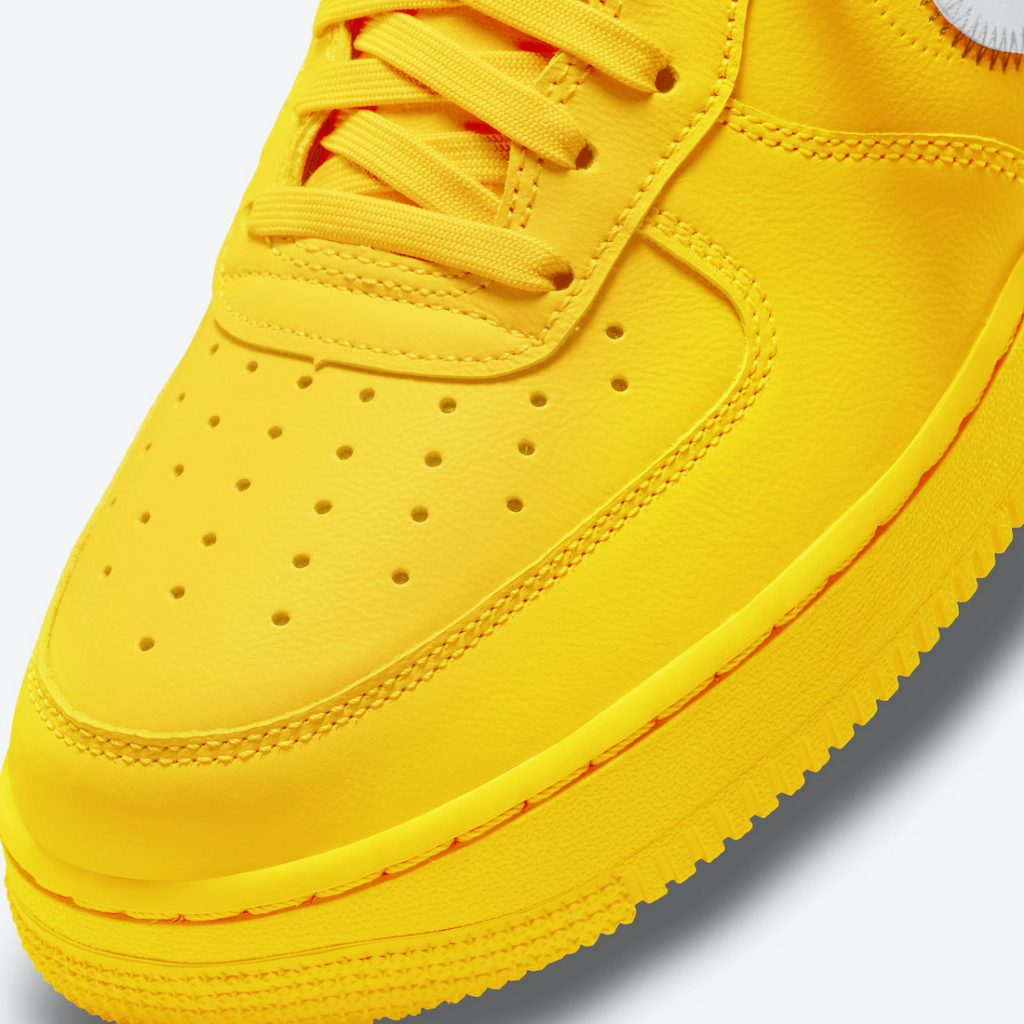 Off-White-Nike-Air-Force-1-Low-University-Gold-DD1876-700-Release-Date-6