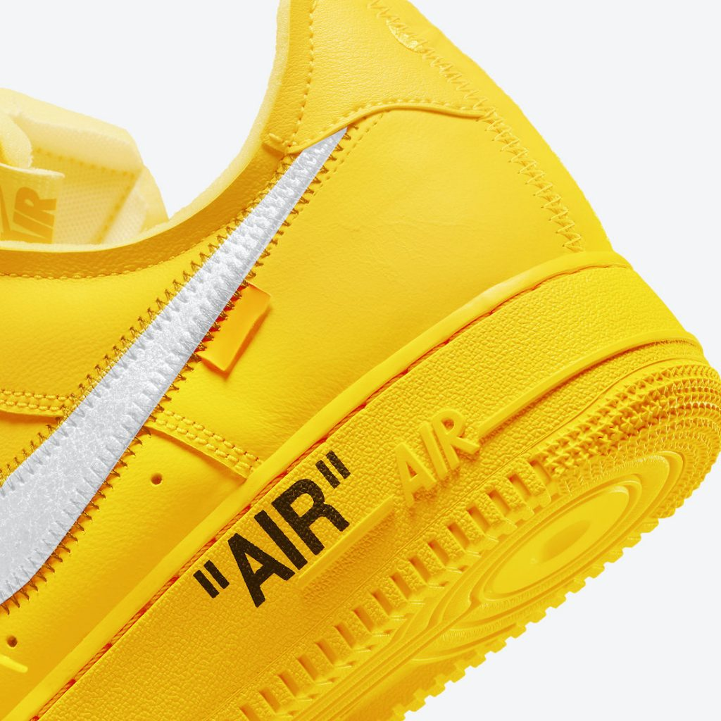 Off-White-Nike-Air-Force-1-Low-University-Gold-DD1876-700-Release-Date-7