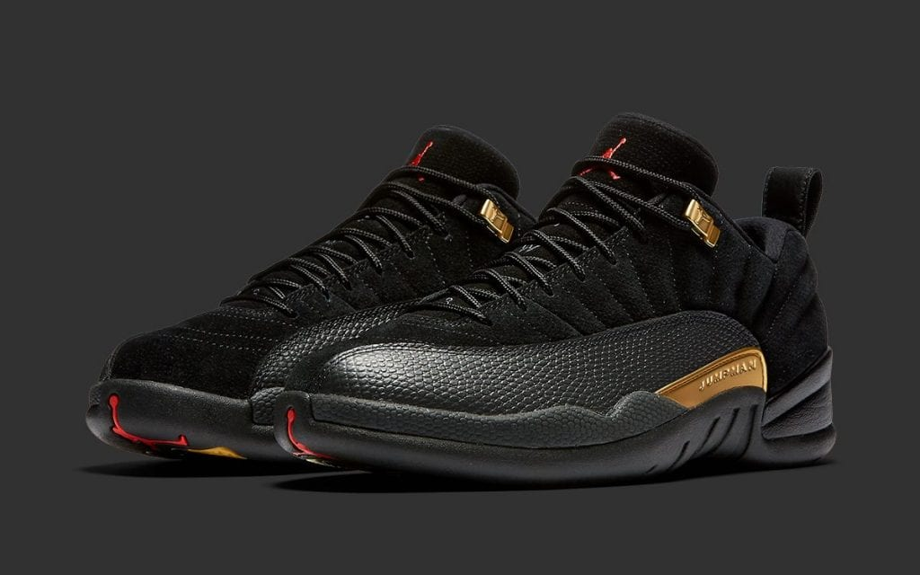 air-jordan-12-low-se-black-metallic-gold-varsity-red-dc1059-001-release-date-info--1200x750
