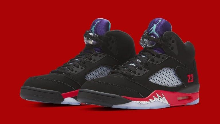 Air Jordan 5 Top 3 Restock