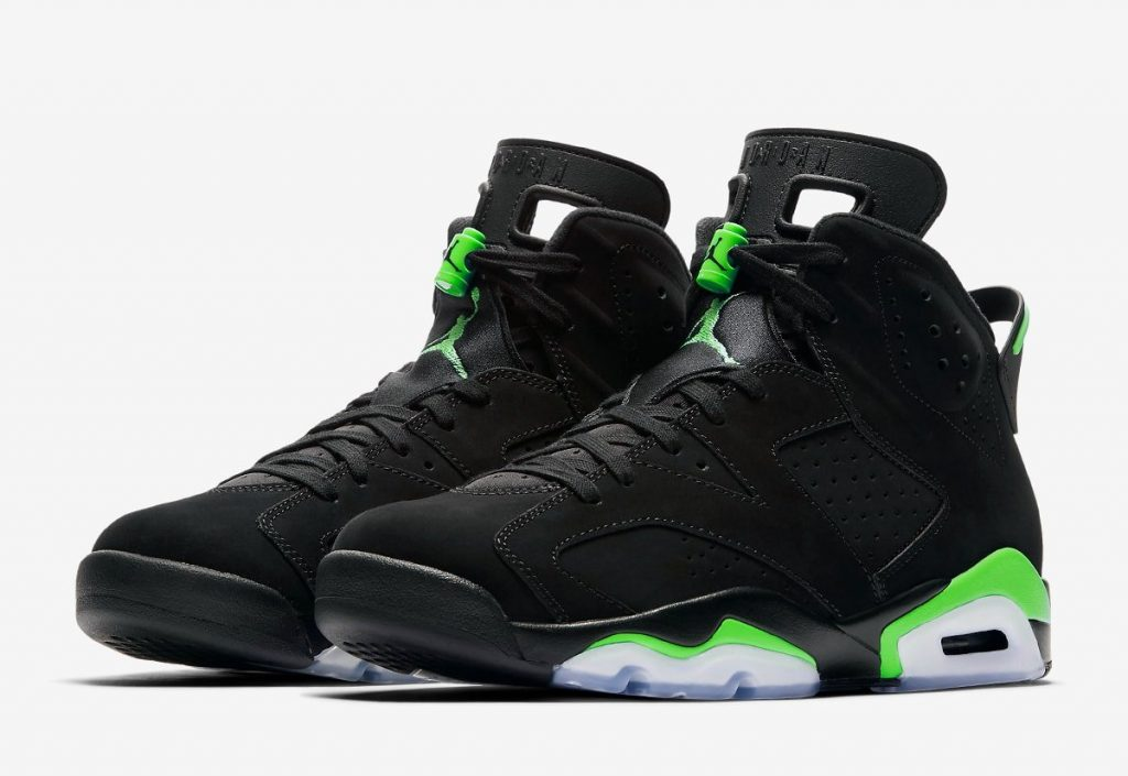 Air Jordan 6 Electric Green