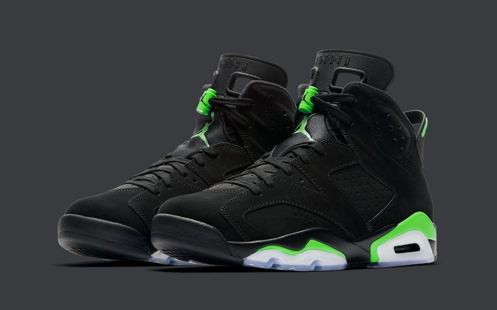 Air Jordan 6 Electric Green Featured Image