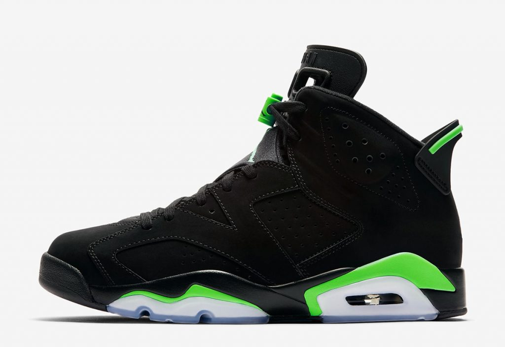 Air Jordan 6 Electric Green -1