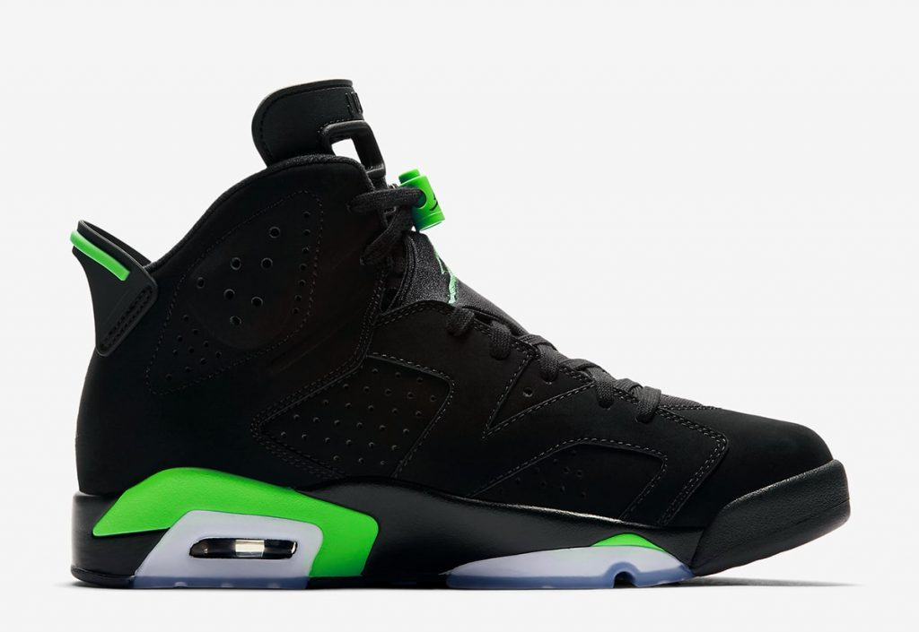 Air Jordan 6 Electric Green -2