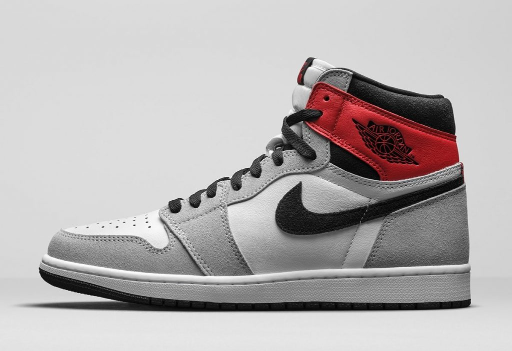 Air-Jordan-1-High-OG-Light-Smoke-Grey-555088-126-Jordan Brand Fall 2020 Releases