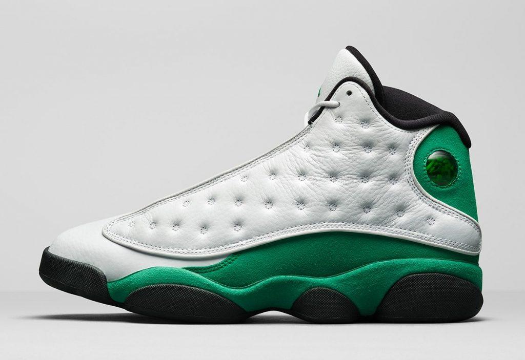 Air-Jordan-13-Lucky-Green-DB6537-113-Jordan Brand Fall 2020 Releases