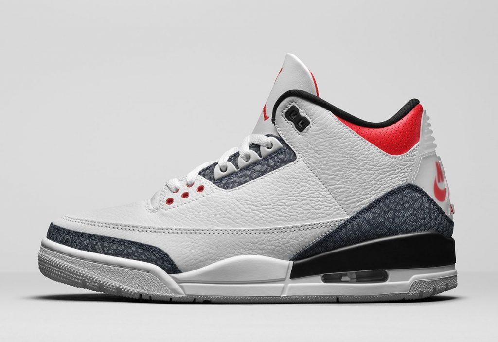 Air-Jordan-3-Clear-Tab-CZ6431-100-Jordan Brand Fall 2020 Releases