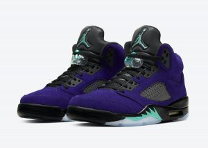 Air Jordan 5 Alternate Grape Restock
