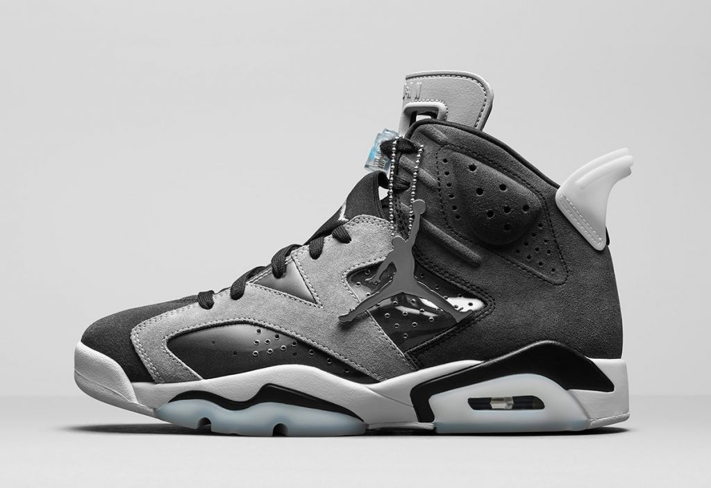 Air-Jordan-6-WMNS-Black-Clear-CK6635-001-Jordan Brand Fall 2020