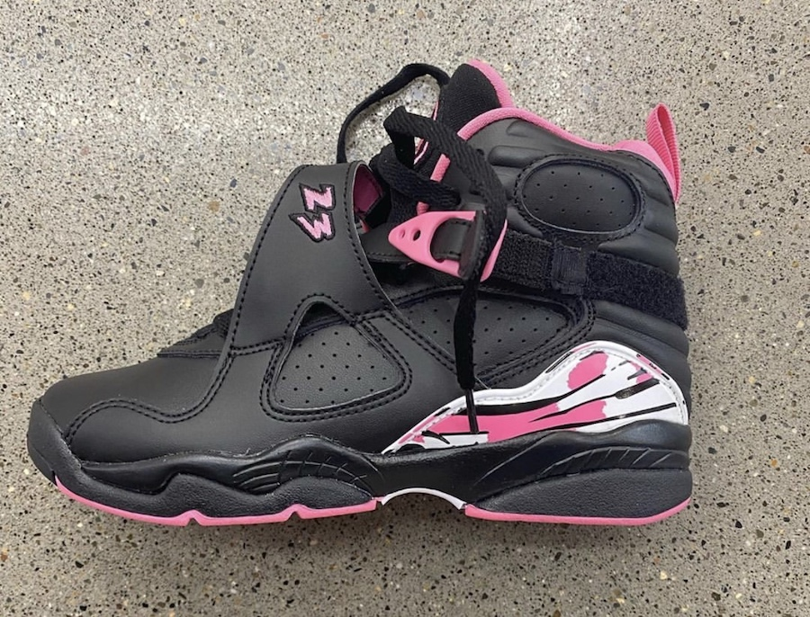Air Jordan 8 GS Pinksicle