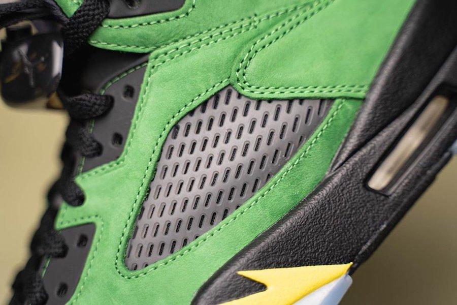 Oregon-Air-Jordan-5-Elevate-CK6631-307-Release-Date-On-Feet-5