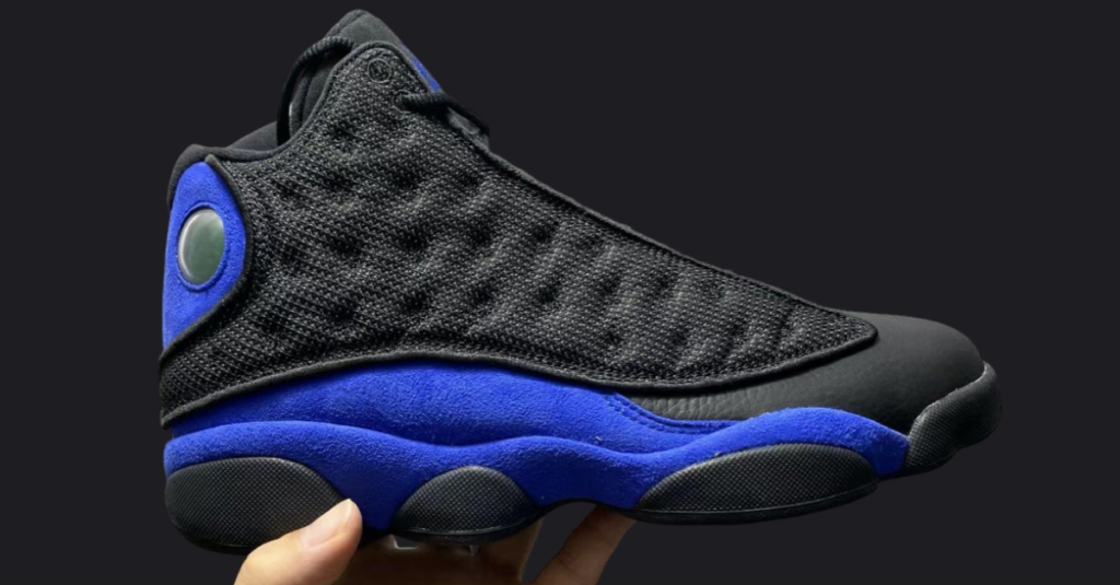 First Look At The Air Jordan 13 Hyper Royal Dailysole