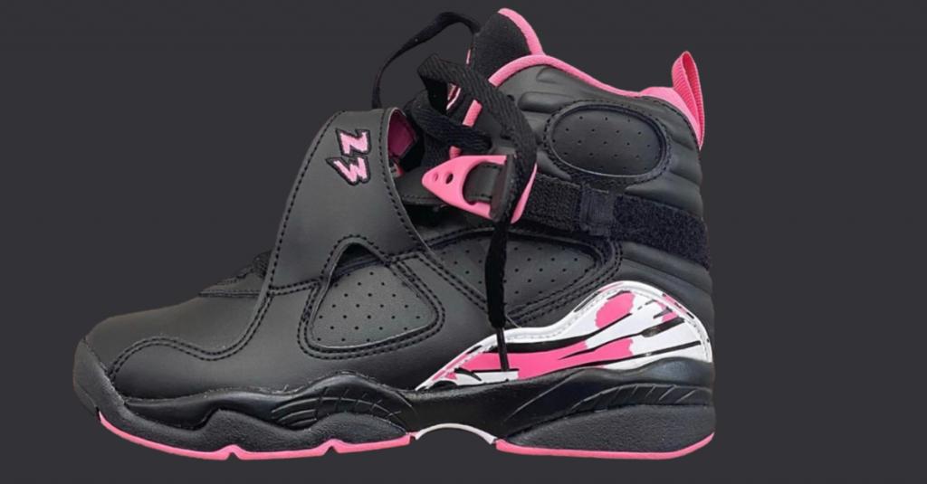 Air Jordan 8 GS Pinksicle