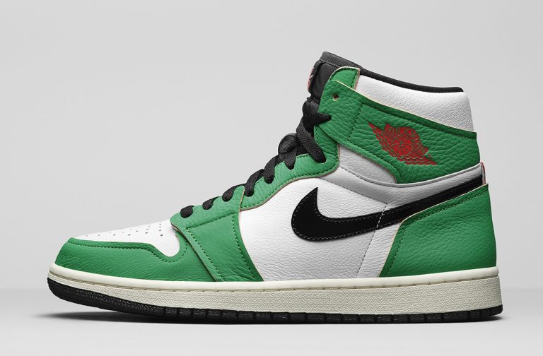 AIR JORDAN 1 HIGH OG LUCKY GREEN
