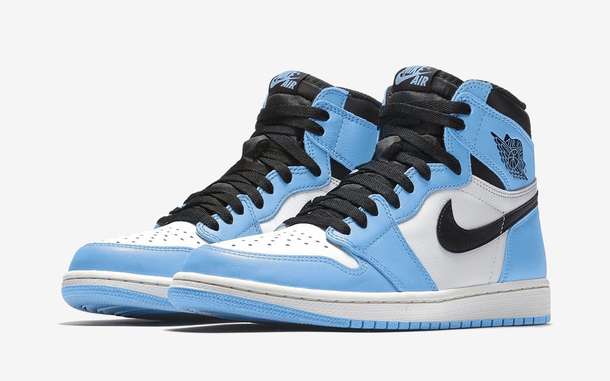 Air Jordan 1 High OG High University Blue-1
