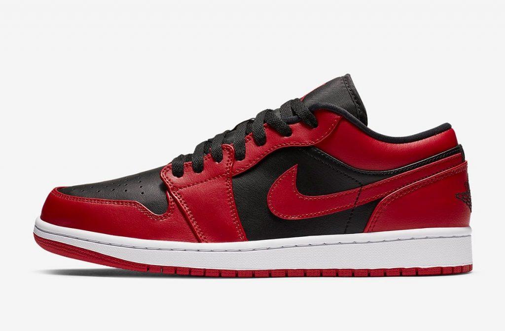 Air Jordan 1 Low Varsity Red