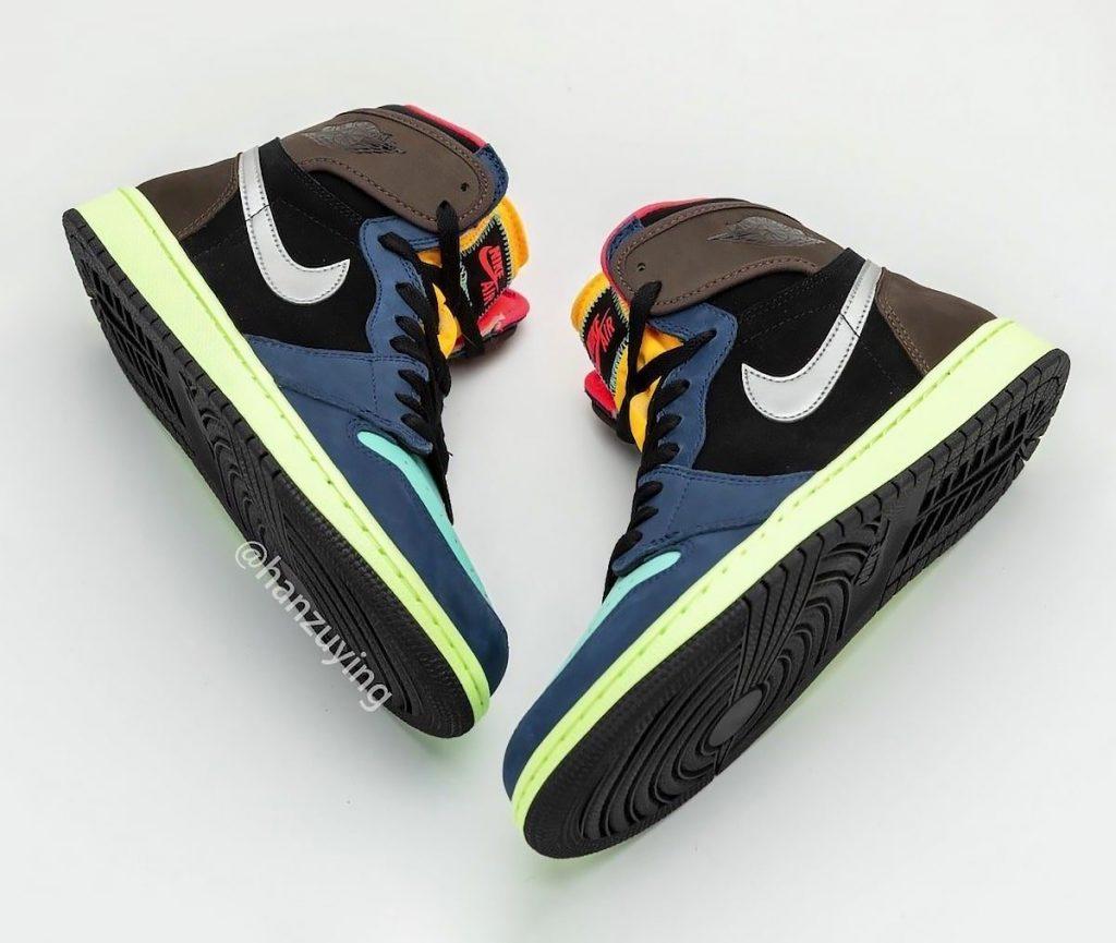 Air Jordan 1 High OG Bio Hack