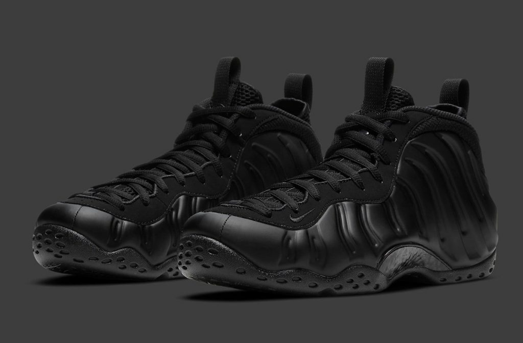 Nike Air Foamposite One Anthracite Official Look