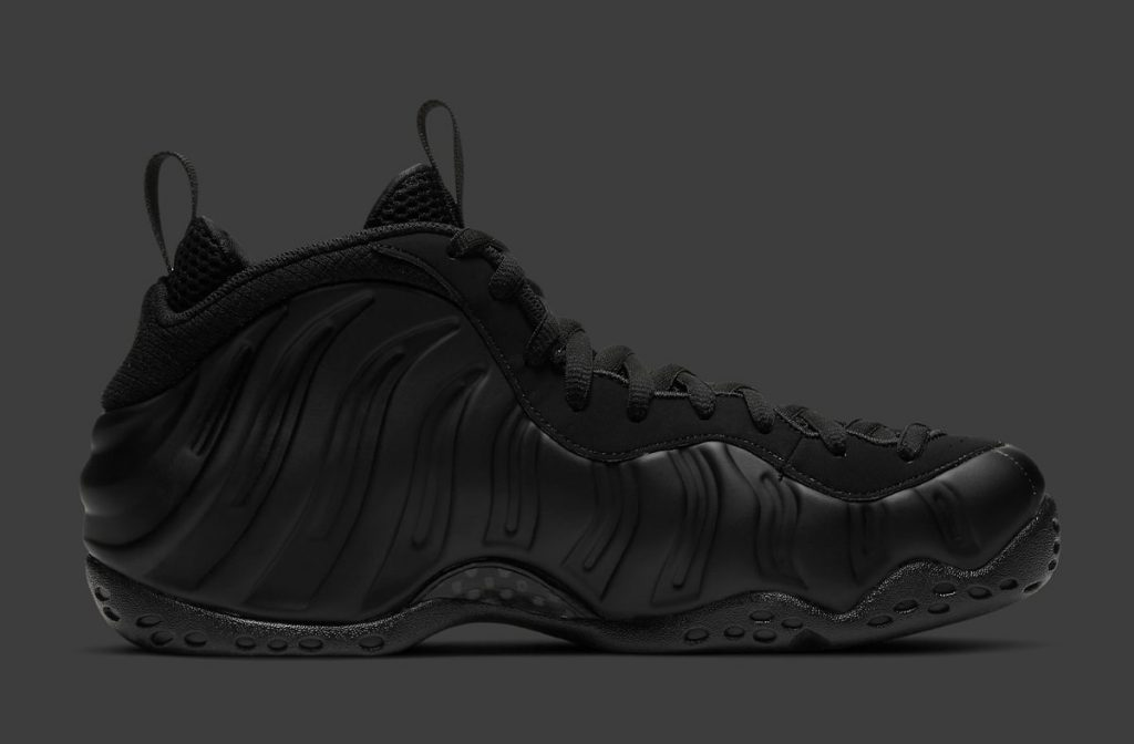 Nike Air Foamposite One Anthracite Official Look-2