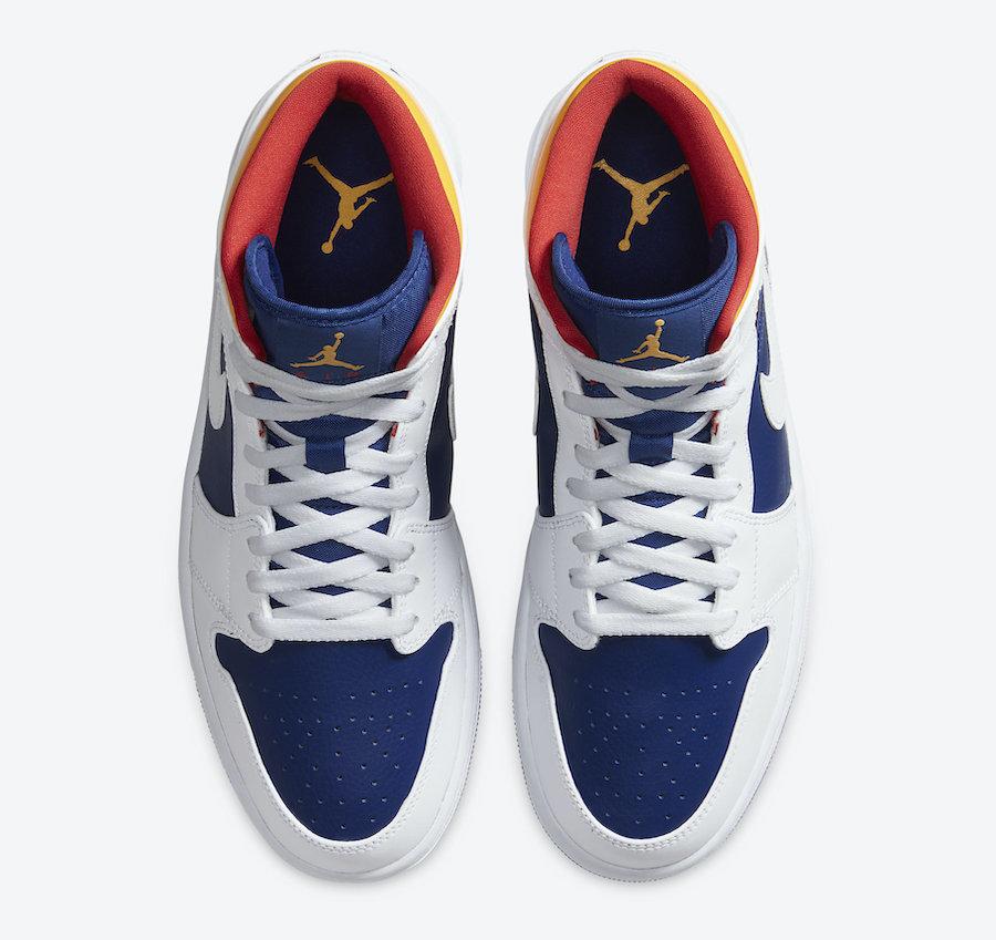 Air-Jordan-1-Mid-Royal-Blue-Laser-Orange-554724-131-Release-Date-3