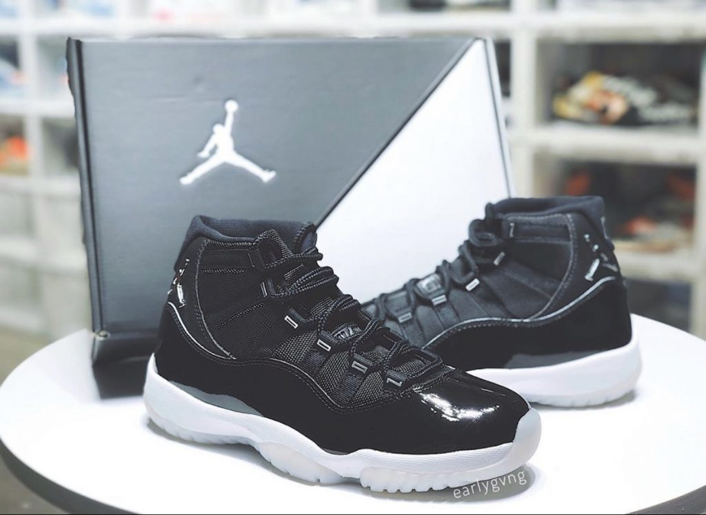 Air Jordan 11 25th Anniversary Special Packaging