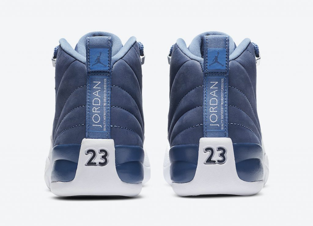 Official Look At The Air Jordan 12 Indigo Dailysole
