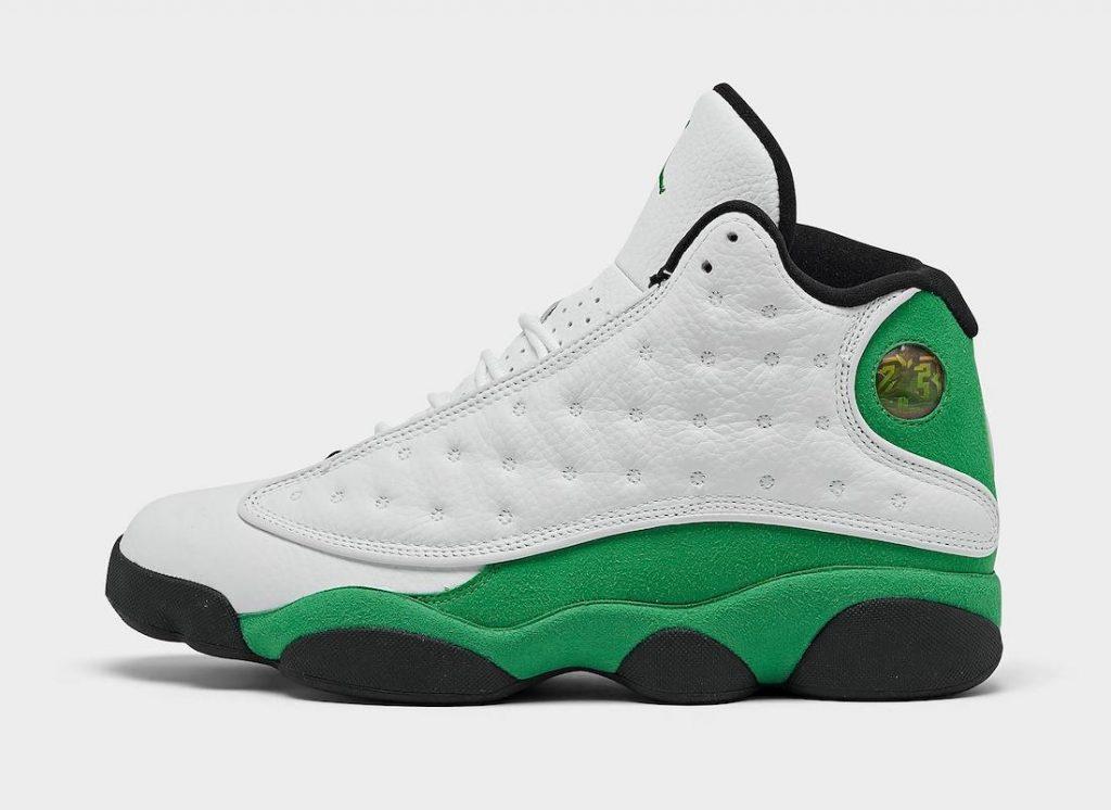 Air Jordan 13 Lucky Green-1