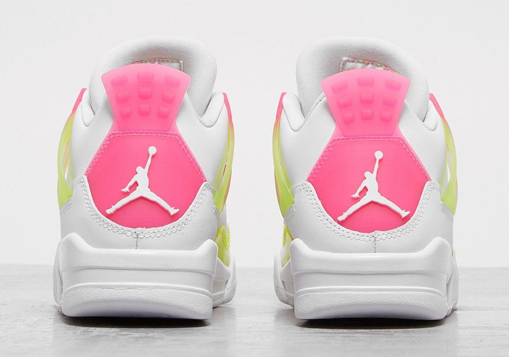Air-Jordan-4-GS-Lemon-Venom-Pink-Blast-CV7808-100-Release-Date-3