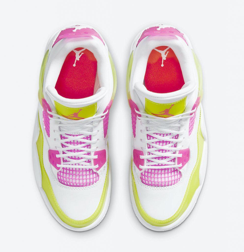 Air-Jordan-4-GS-Lemon-Venom-Pink-Blast-CV7808-100-Release-Date-Price-3